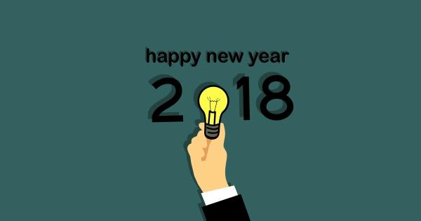 Selamat Tahun Baru 2018!