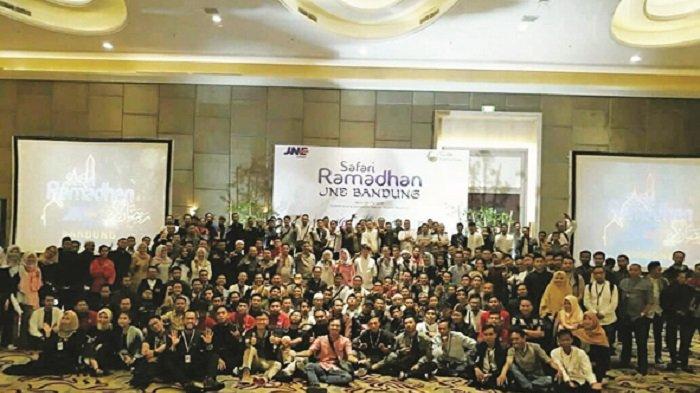 JNE Kembali Adakan Safari Ramadhan